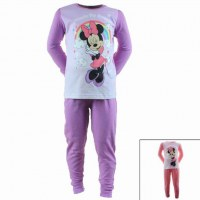 12x Minnie Pajamas from 2 to 8 years old