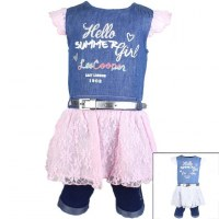 10x 2-piece sets Lee Cooper from 3 to 24 months