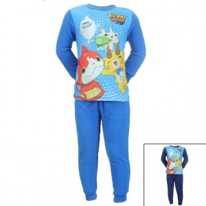 12x Yo-kai Watch Polar Pajamas from 2 to 8 years old