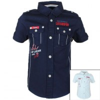 10x Lee Cooper Short Sleeve Shirts from 6 to 14 years old