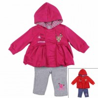 10x 3-piece sets Tom Kids from 3 to 24 months