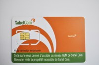 Blank sim card with 2G 3G 4G network