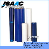Protective film for stainless steel plate, colored steel plate, mirrored steel plate