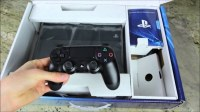 SONY PLAYSTATION 4 Launch Edition PS4 - 500 GB - 4 x FREE Games