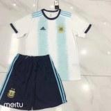 2019-2020 Argentina home football jersey soccer uniform