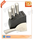 Cheese Utility With Hollow Handle(5 pieces)