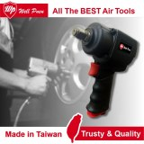 Heavy Duty High Torque Light Weight Twin Hammer Air Impact Wrench