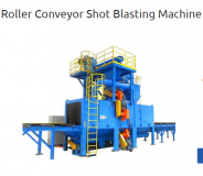 Shot Blasting Machine & Shot Blasting Equipment