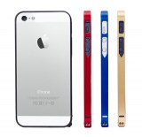 Ultra Fine BUMPER Aluminium coque metal pour iPhone 5