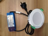 7w 12w 15w saa approval led downlight with dimmable driver and Australia plug