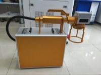 Fiber laser marking machine for metal marking