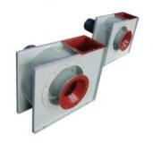 Dust exhausting fan/mine fan/mining ventilation system/axial fan