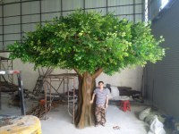 Decorative artificial Banyan tree for sale