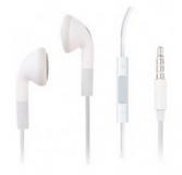 Grossiste, fournisseur et fabricant Ecouteurs blanc avec Microphone et Contrôle du Volu...