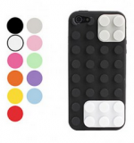 Grossiste,fournisseur chinois : Etui Rigide Style Lego pour iPhone 5