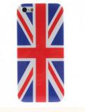 Cas Union Jack Motif dur pour l'iPhone 5