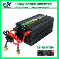 High Quality 1500W DC12V AC110V/120V/220V/230V Power Inverter (QW-1500MBB)