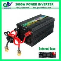 DC Inverter 12V 2000W Power Inverter (QW-2000MBB)