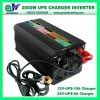 Uninterrupted Power Supply/UPS 2000W DC/AC Modified Inverter with Charger (QW-2000MUPSCV)