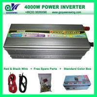 4000W Power Inverter Modify Sine Wave Solar Inverter (QW-4000MBB)