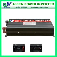 CE RoHS Approved 4000W Inverter DC AC Power Converter (QW-4000MC)