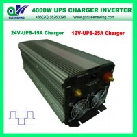 UPS 4000W High Frequency Power Inverter with Charger (QW-4000MUPSCV)
