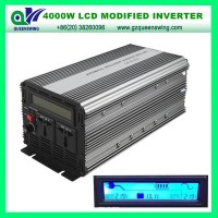UPS 4000W Power Inverter with LCD Display / Inverter Charger (QW-4000MUPSLCD)