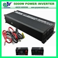 Intelligent Full 5000W Power Inverter DC 12V 24V Inverter (QW-5000MC)