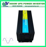 4000W UPS Charger Inverter Pure Sine Wave Inverter (QW-P4000UPS)