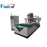 JCUT R6 1325 CNC Wood Router/ cnc drilling machine with two spindles/ Fast speed cnc ma...