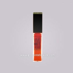 Lot Rouges à Lèvres de marque mats nus 25 pièces