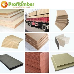 Factory provide MDF