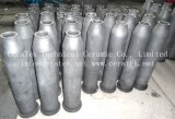 Reaction Bonded silicon carbide burner nozzle