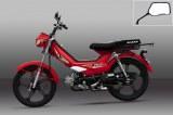 New 50cc motocycle
