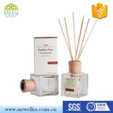 Wholesale direct factory air freshener sola flower aroma diffuser in colorful glass