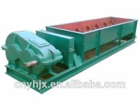 RJ-HL Series double shaft mixer in ball press briquetting line