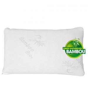 Royalty Comfort HG-5076BMC: La Housse d'Oreiller en Bamboo
