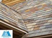 Rust Multicolor Roof Slate Tile