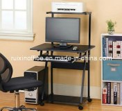 Hot Sale Computer Table with Wheels (RX-D1112)