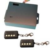 Pack Automatisme portail- 1 Récepteur radio programmable + 2 Télécommande radio univers...