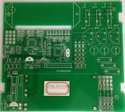 Industrial Smart Electric Meter Wiring Board Lead-free HASL