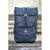 Commuter integrated LED backpack