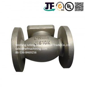 OEM Customized Sand Casting Valve Body Parts from China