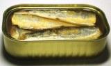 Sardines en boite 125 Gr Ouverture facile 1er choix