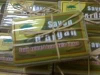 Savon naturel à base d'huile d'argan