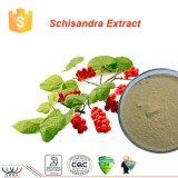 Pure natural protecting liver health schisandra extract