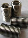 China fastener manufacturer stainless steel screw thread coils insert