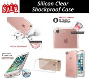 Shockproof Silicon CleaR Case