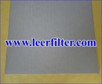 Sintered Porous Filter Plate