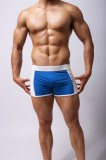 Men's Sportswear Fitness Running Cycling Swimming Bodybuliding Shorts Boxers Smooth Und...